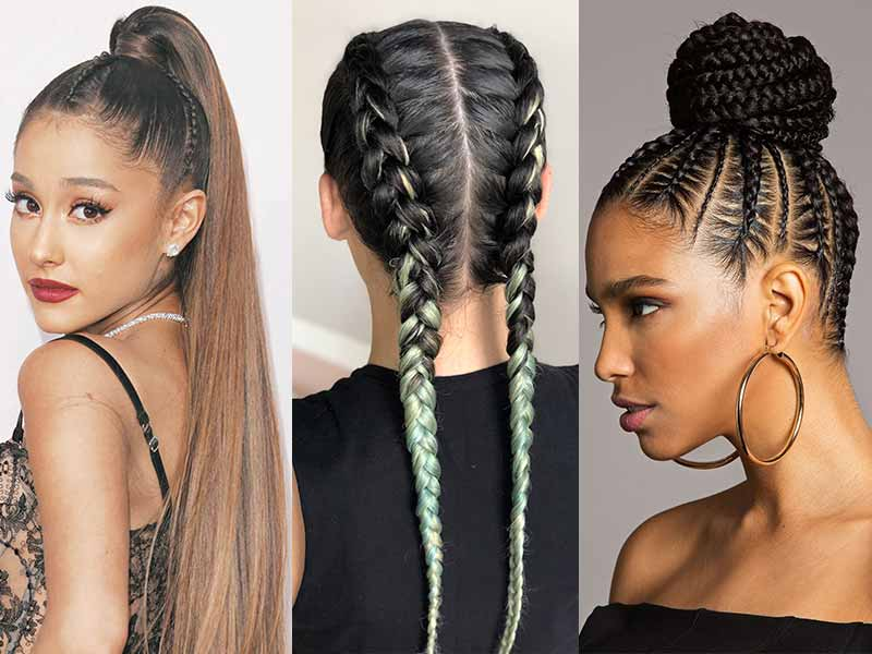 Avoid hairstyles which pull on your hair LEWIGS