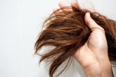 chemical cause hair damage
