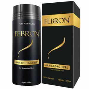 FEBRON Hair Building Fibers