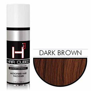 Hair Cubed Dark Brown