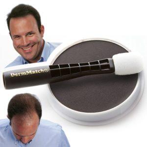 dermmatch waterproof hair loss concealer