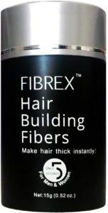 fiberx scalp coverage powder