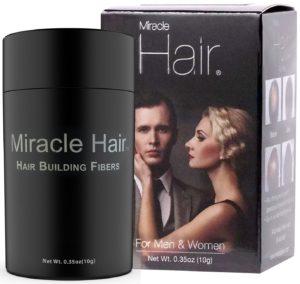 miracle hair hair building fibers