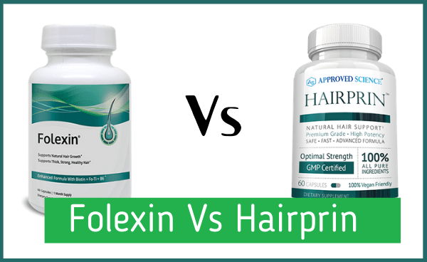 Folexin Vs Hairprin